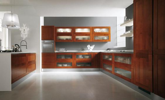 Melyik konyha illik hozz m a legjobban - Maniglie cucina scavolini ...