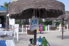 Moksha táska nyaral :) Marina Romea beach bagno costa azzurra
