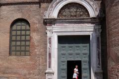 Basilica di S Vitale - Ravenna - Olaszország