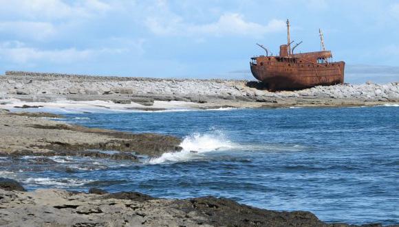 Írország, Aran-szigetek (Fotó: Myreille)