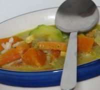 Lélekmelegítő thai leves egy egész hadseregnek