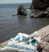 Moksha-táska a Balkánon