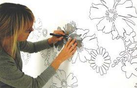Rajzolj a falra