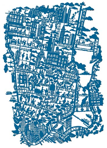 NYC-night-blue