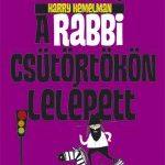A rabbi csütörtökön lelépett...