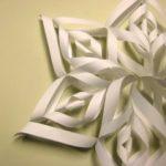 Papír hópehely