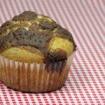 Mézessütemény muffin