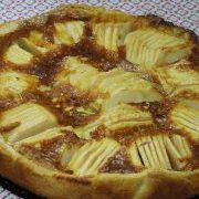 Elzászi almatorta