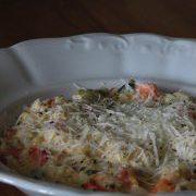 Szószos rizs