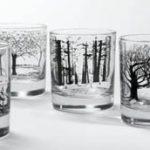 A poharakon fák, a tányékokon hidak