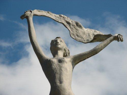 Balatoni szél, Balatonfüred (Fotó: Myreille)