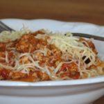 Bolognai mártás, ahogy mi szeretjük