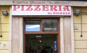 L'Antica Pizzeria da Michele, Nápoly
