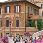 Üdvözlet Rómából 1. - Spanyol lépcső