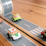 Fiúk álma: bárhova ragasztható autópálya