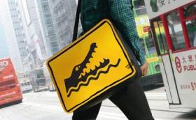 Vigyázz, az úttesten bálna előfordulhat!