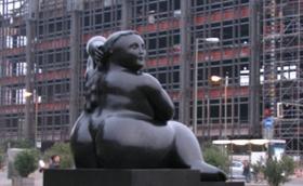 Első találkozás Botero duci szobraival