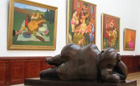 A világ Fernando Botero szerint