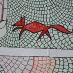 Művészet az utcán és az építkezési kerítésen