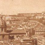 Időutazás Rómában régi képeslapokon