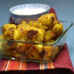 Keleti kaland: Sárga karfiol sajtkrémmel