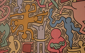 Tuttomondo: A legutolsó Haring-freskó