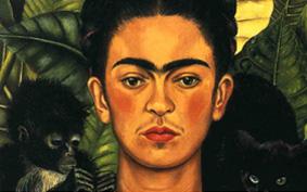 Frida Kahlo retrospektív kiállítás Bécsben