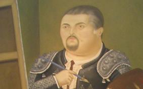 Botero egyik festménye Budapesten marad!