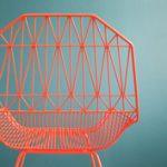 Design paradoxon: kényelmes drótszék