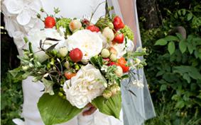 Minden idők legjobb esküvői témája: eper