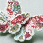 Pillangókisasszony - Ringu Textilékszerek