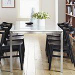 Varriációk étkezőasztalra: fókuszban a székek