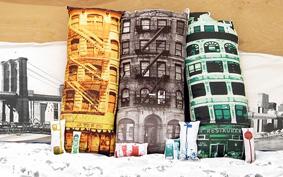 Építsd fel Brooklynt az ágyadban!
