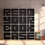 Könyvespolc 16 betűből: Read Your Bookcase