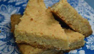 Édes június: sós-édes shortbread lime-mal