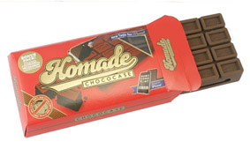 8 cucc, amely csokoládénak tűnik. Yummy…