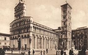 Időutazással egybekötött városnézés Luccaban