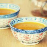 Mézes-köményes sárgarépaleves