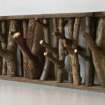 Apró erdő otthon - Ágasbogas fogas