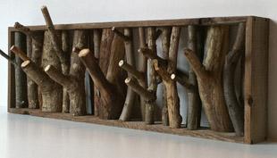 Apró erdő otthon – Ágasbogas fogas