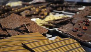 Csokoládékóstolás egy 21. századi csokiműhelyben