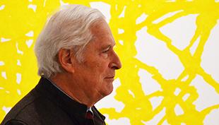 A fa türelmes lény – Hollán Sándor kiállítása