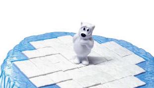 Jegesmedve nagy bajban: Polar Panic (társasjáték)