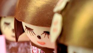 Babák csokiból: édes Loliták zen nyugalommal