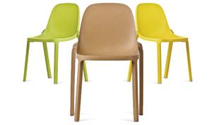 Ipari hulladékból készült szék Philippe Starck-tól