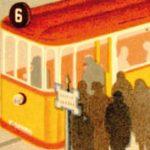 Tömegközlekedési plakátok - Légy óvatos kispajtás!