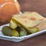 Családi recept: kovászos uborka