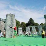 A világ legjobb szentségtörése: Stonehenge gumiból