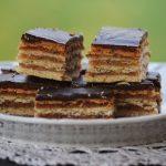 Family recipes: Gerbeaud slice (Zserbó szelet)