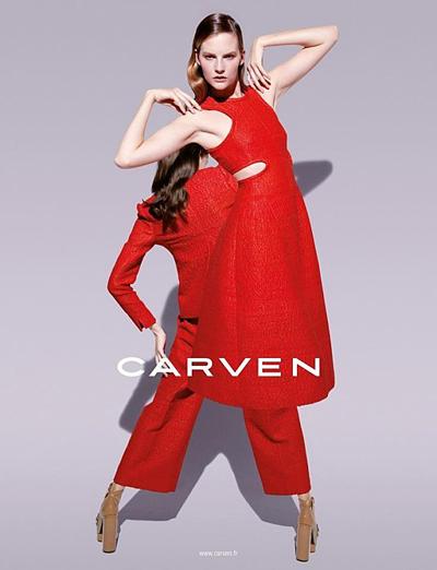 CARVEN-paris-spring-summer-2013-ad-campaign-viviane-sassen-